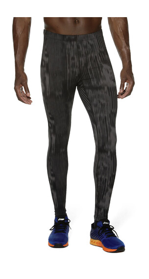 asics fuzeX Graphic Tight Men black fusion print